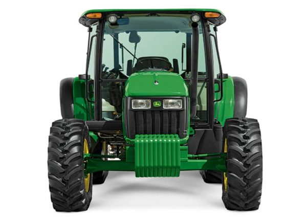 Tractor Agricola John Deere 5105M serie 5M 4 cil
