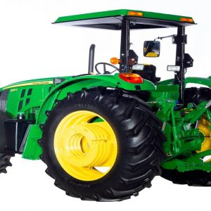 Tractor Agricola John Deere 6125E trasera